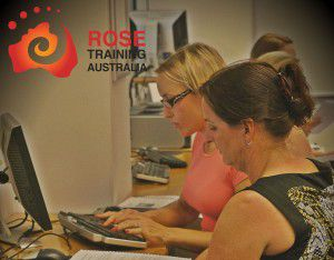 Vocational education at work at Rose Training Australia