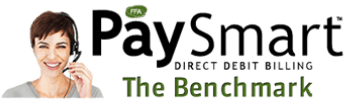 Pay Smart Logo Direct Debit Payments