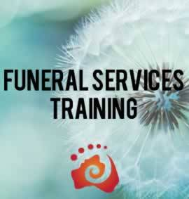 funeral services training