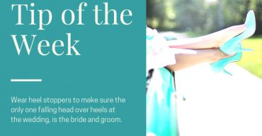 Head over heels - Tips of the Week